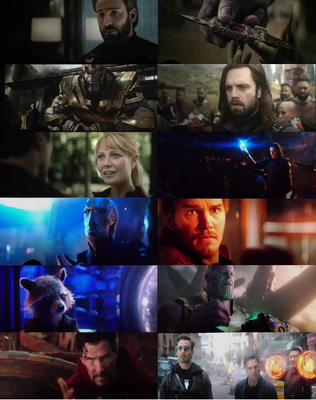 Avengers All Parts In Hindi Download 300mb