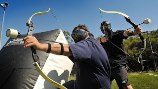 Archery War Games di Jogja