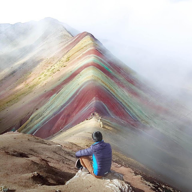 Rainbow Mountain and Machu Picchu tours
