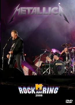 Metallica - Rock am Ring - 2008 DVD-Rip - Torrent