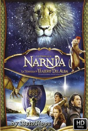 Las Cronicas de Narnia: La Travesia del Viajero del Alba [2010] [Latino-Ingles] HD 1080P  [Google Drive] GloboTV