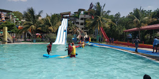 wet n joy water park in shirdi entry fee