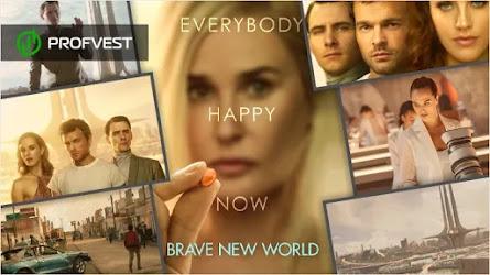 Дивный новый мир (2020 год): актеры, сюжет и рейтинги сериала