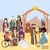 """Un Belén """"inclusivo"""" muestra un San José homosexual y al niño Jesús como una niña"""