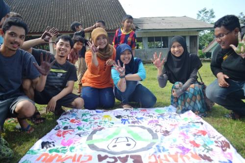 kakak-kakak volunteers bfm