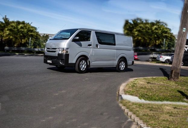 2017 Toyota HiAce LWB Review
