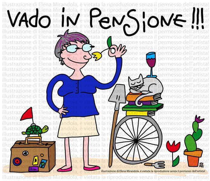 Elena mirandola blog la festa di pensione di mamma in for Piani casa di pensionamento