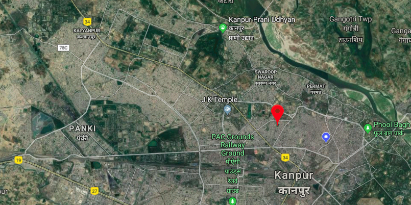 Yuktix Technologies Kanpur Air Quality Analysis Using Yuktix