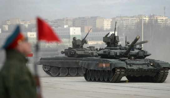 Thailand Akan Borong T-90 MBT dan Mi-17 Rusia