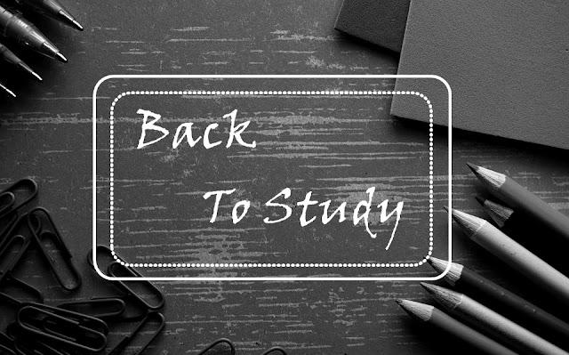 tak po prostu blog studia powrót do szkoły back to study back to school