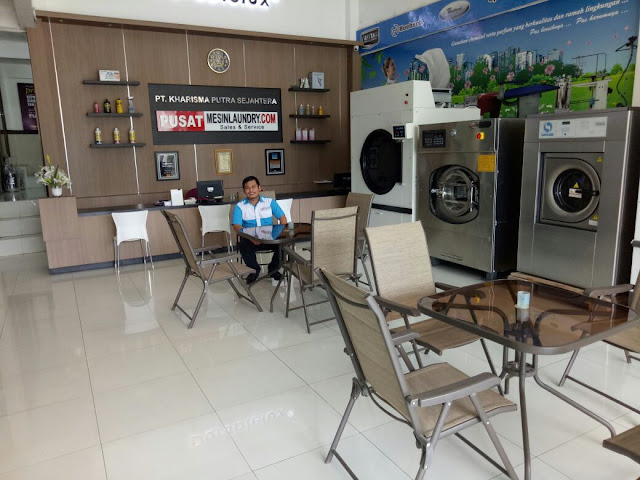 DISTRIBUTOR MESIN LAUNDRY HOTEL 4
