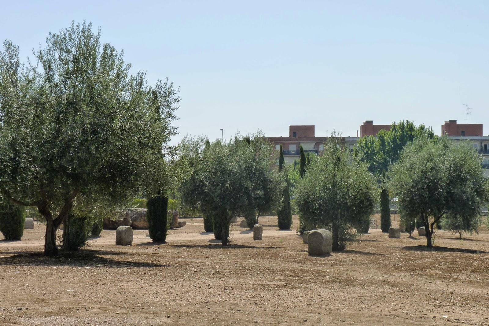 Mérida, los Columbarios.