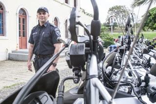 Guarda Municipal de Florianópolis (SC) recebe veículos novos para policiamento urbano