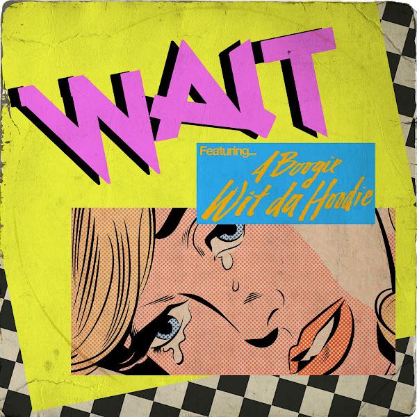Maroon 5 - Wait (feat. A Boogie wit da Hoodie) - Single Cover