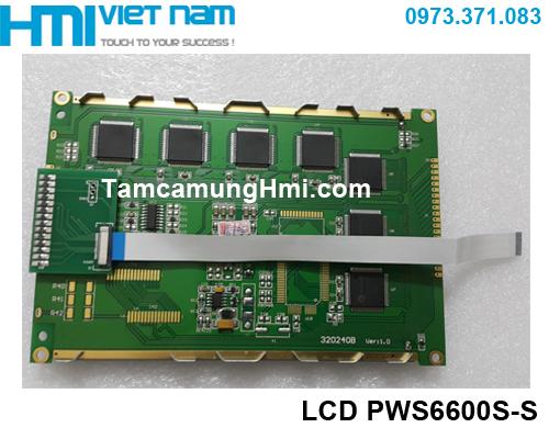 Màn hình LCD Hitech PWS6600S-S