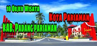 Minang Rancak – 18 Objek Wisata Terpopuler di Kota Pariaman dan Sekitarnya 2018