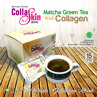 Distributor Resmi collaskin drink