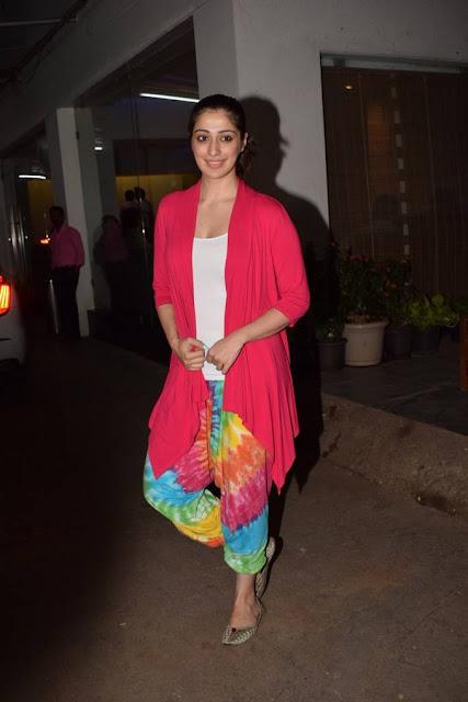 Raai Laxmi Stills At Julie 2 Movie Screening