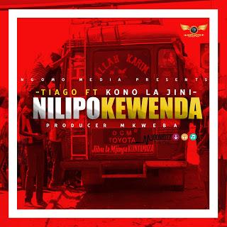 Tiago Ft. Kono La Jini - Nilipokwenda