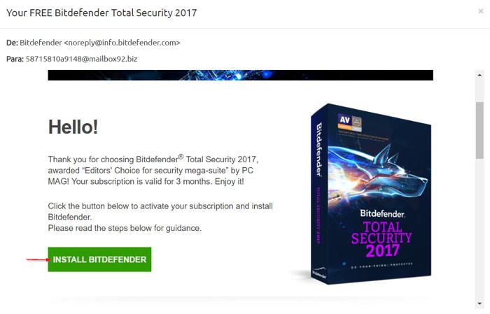Descargar Bitdefender 2017