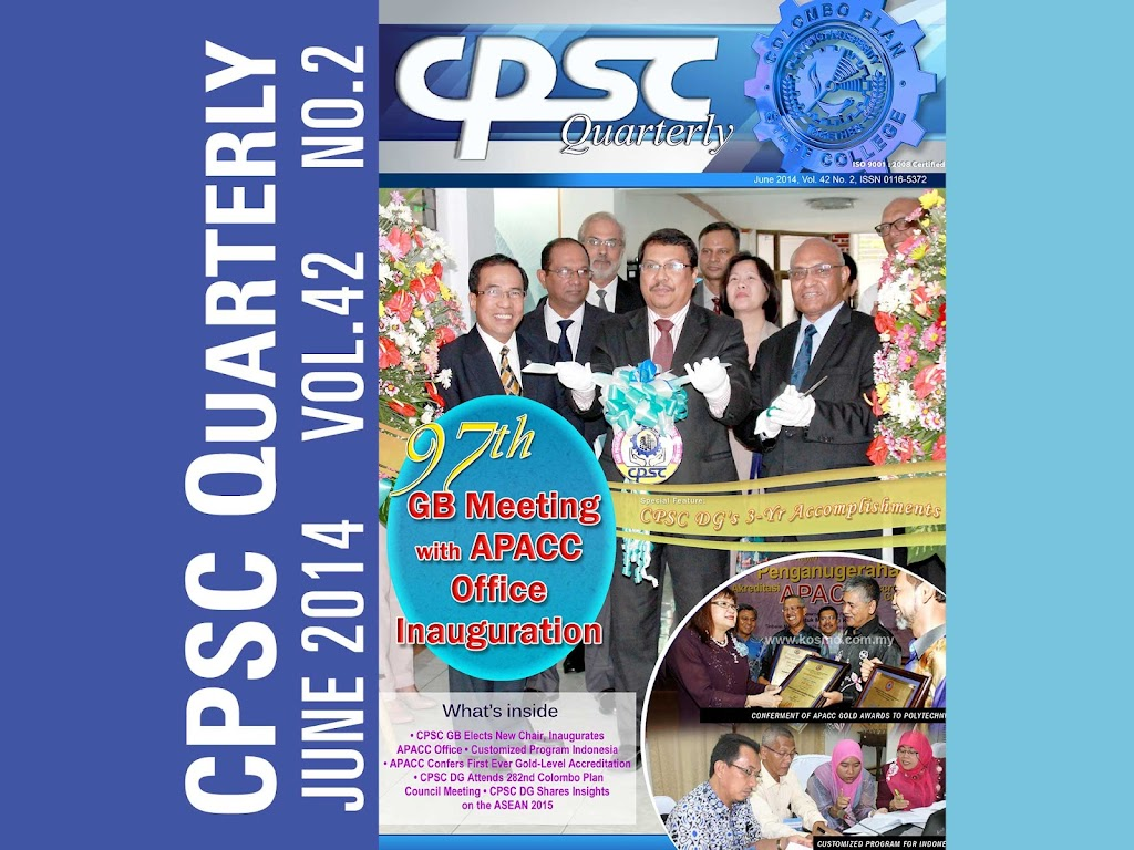 CPSC Quarterly June 2014