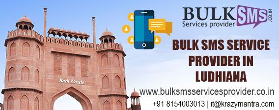 Bulk sms service provider in ludhiana