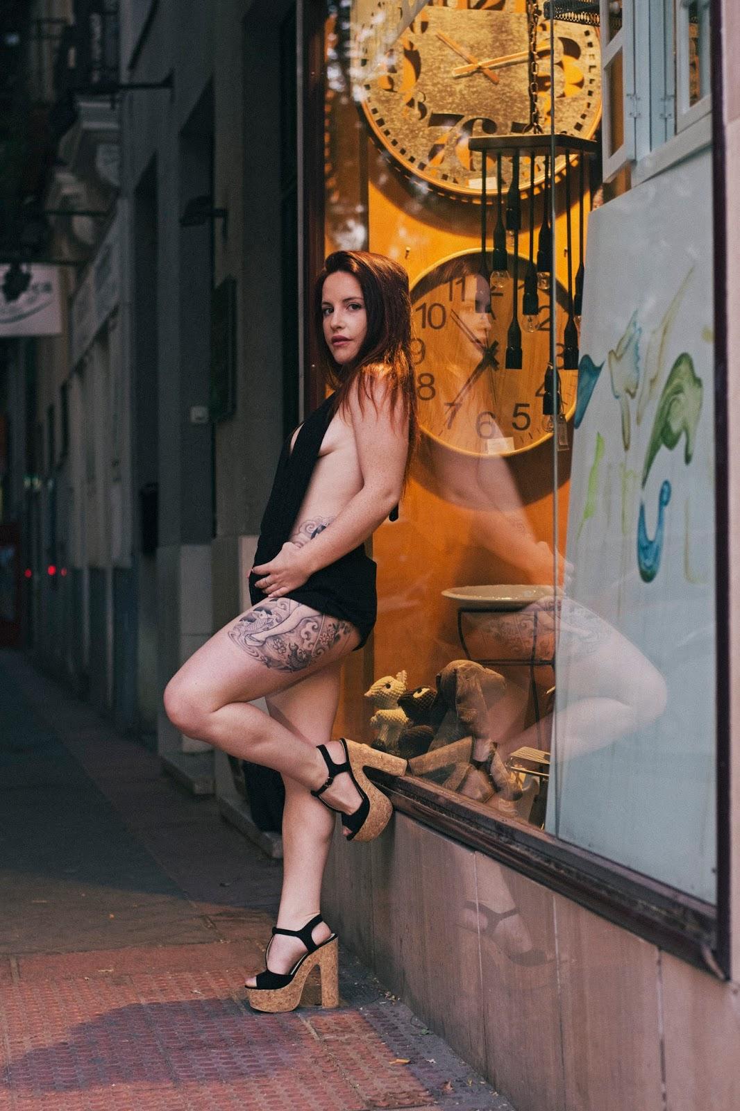 Retrato fotografías Madrid