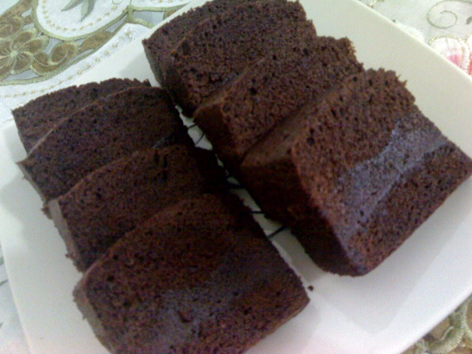 Resep Cake Kukus Gula Palem: Resep Brownies Kukus