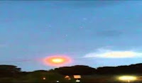 UFOs over Conyers, Georgia 3 June 2015