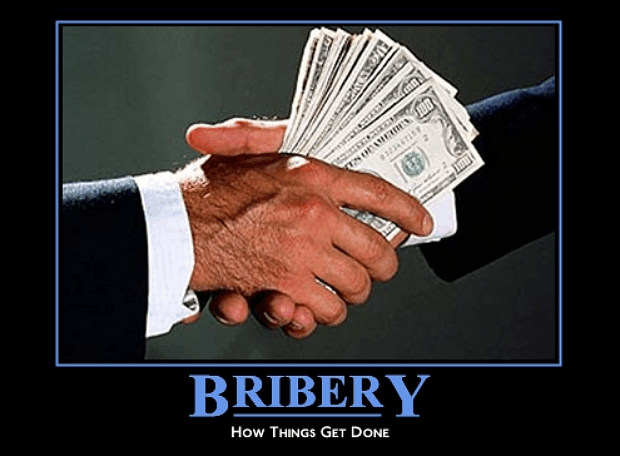 Nigerian Senators Collects bribe fuel subsidy