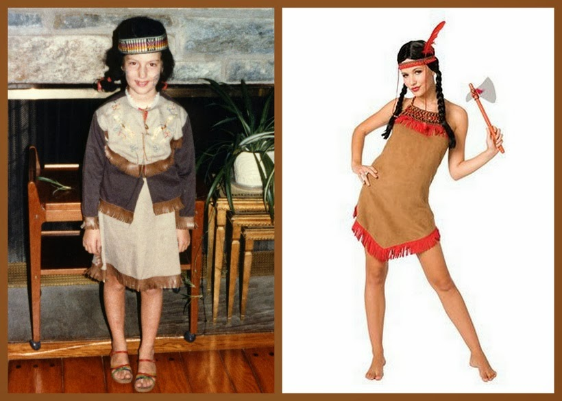 Iu0027ve complained about the sexualizing of costumes for girls ever since I bought my then 3-year-old a scarecrow outfit in a bag from Wal-Mart only to get it ...  sc 1 st  Random Handprints & Random Handprints - A NYC Mom Blog... live from New Jersey: The ...
