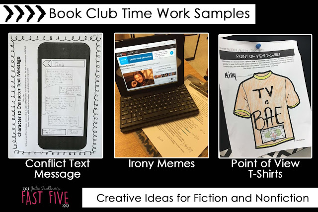 Want to incorporate more read-for-fun concepts in your secondary classroom? Try a weekly Book Club! Find out how to manage and maintain one here.