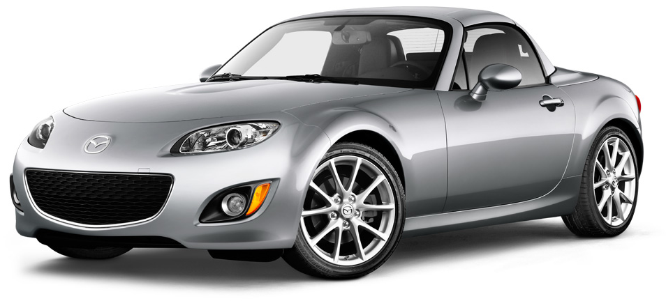 Roadster Blog: MX-5 Roadster NC Front Styling