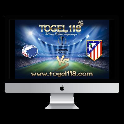 <center>مشاهدة ملخص مباراة اتليتكو مدريد وكوبنهاجن بتاريخ 2018-02-23 الدوري الأوروبي</center>