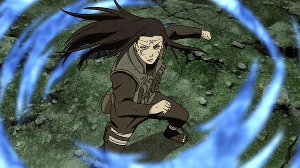 Neji Kaiten, Cuarta Guerra Ninja