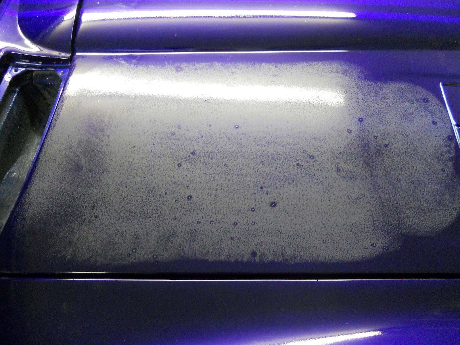 Wet Sanding Clear Coat >> 1963 Corvette Sting Ray Split Window Coupe Restoration