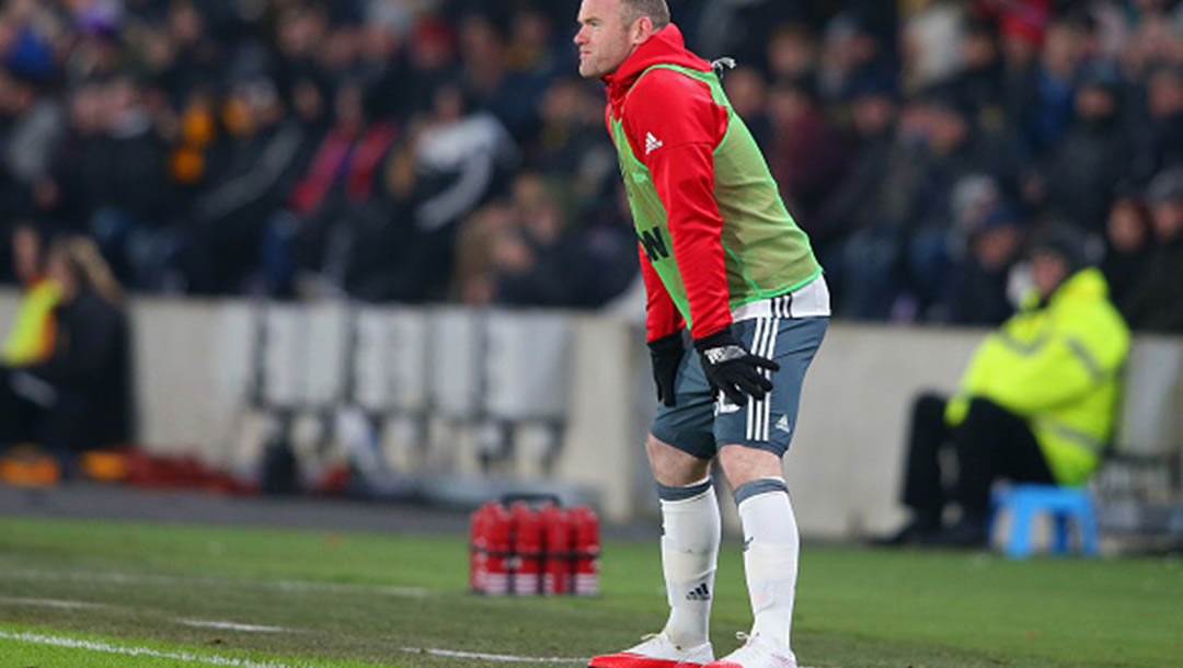 separation shoes 5fda8 04110 Wayne Rooney Debuts Modified Last-Gen Nike Hypervenom WR250 ...