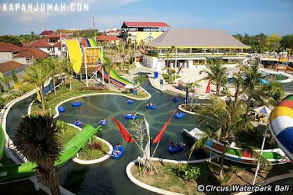 Main Air di Circus Waterpark Bali