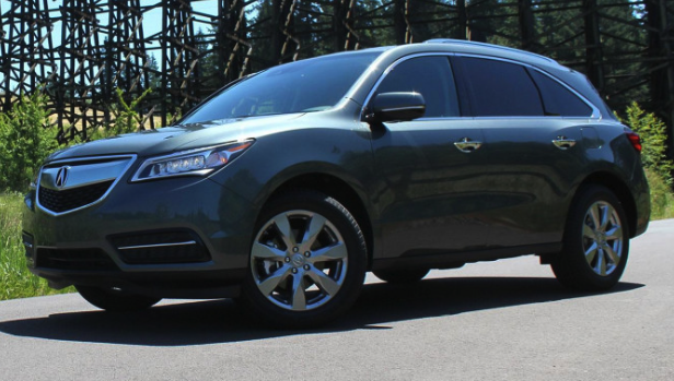 2017 Acura MDX SH-AWD Review, Release, Price