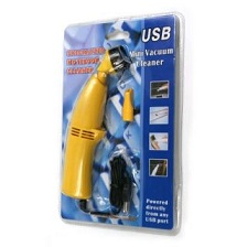 Vaccum Cleaner (USB) for Desktop Laptop for Rs.205 Only @ Shopclues
