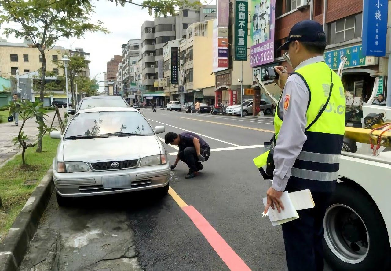 台南市去年開出5億3000萬元交通罰單|測速照相王前三路段出爐