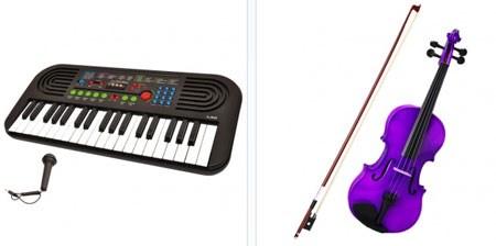 Lựa chọn nhạc cụ phù hợp cho trẻ