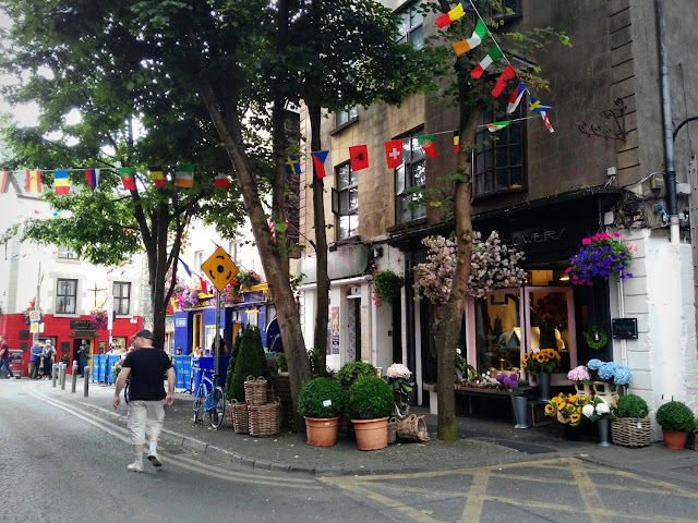 flower shop, Galway