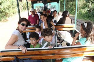 Trem da Selva, Cataratas del Iguazú