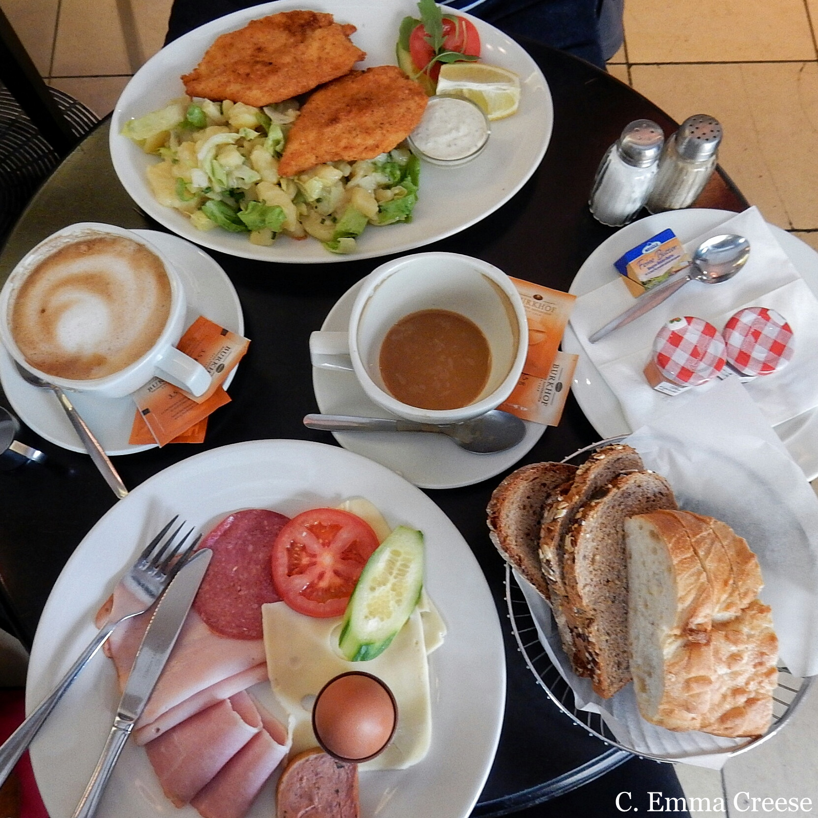 Bearded Cafe Coffee Charleston