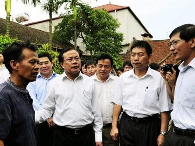 Ông Phạm Quang Nghị lại