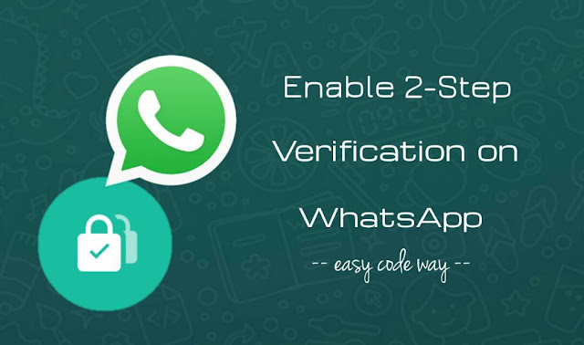 Secure WhatsApp with 2-step Verification