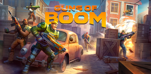 تحميل لعبة Guns of Boom مجانا للاندرويد