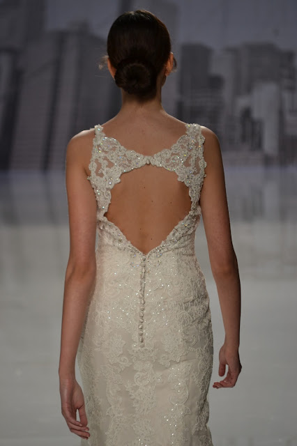 """Morilee Madeline Gardner at Barcelona Bridal Fashion Week"""