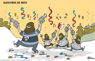 violencia no carnaval